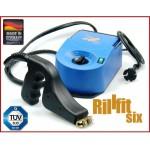 Padangų protektoriaus gilinimo prietaisas RILLFIT 6