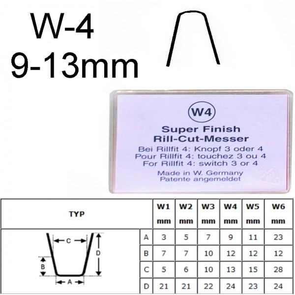 Gilinimo peiliukas W4 9-13mm