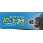 """Pneumatinis smūginis veržliasukis 1/2"""" ATS-P160 1500Nm"""