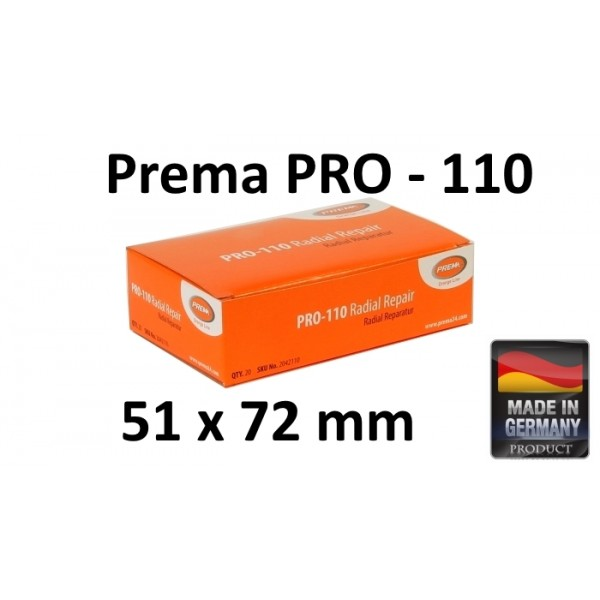Kordinis lopas Prema PRO - 110 (Dėžutė 20vnt)
