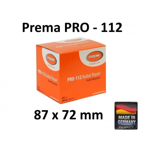 Kordinis lopas Prema PRO - 112 (Dėžutė 25vnt)